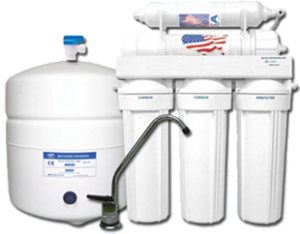 6-Stage Alka Natural Water System